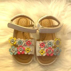 Toddler girls summer sandals!